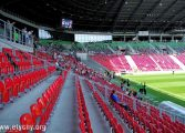 Wakacyjne zwiedzanie Stadionu Miejskiego i Tyskiej Galerii Sportu