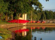 Wypożyczalnia sprzętu pływającego w OW Paprocany czynna do niedzieli