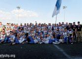 Finał PLFA I: Tychy Falcons - Wrocław Outlaws [GALERIA]