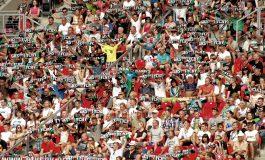 Piłkarskie święto na otwarcie Stadionu Miejskiego [foto]