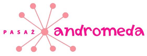 Pasaż Kultury Andromeda - logo