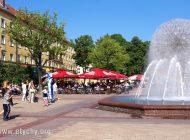 Dzień Zdrowia na placu Baczyńskiego