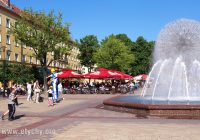 Plac Baczyńskiego