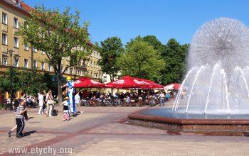 Metropolitalne Święto Rodziny na placu Baczyńskiego