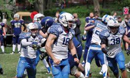 Tychy Falcons: Półfinał PLFA I z Warsaw Dukes