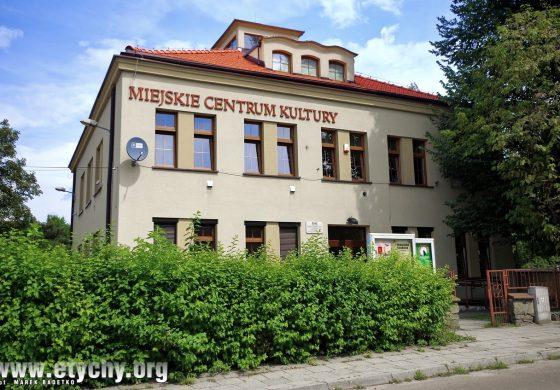 Miejskie Centrum Kultury Tychy