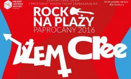 Rock na Plaży Paprocany 2016