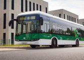 Elektryczny autobus na testach w Tychach