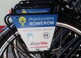 Na Paprocanach otwarto wypożyczalnię rowerów