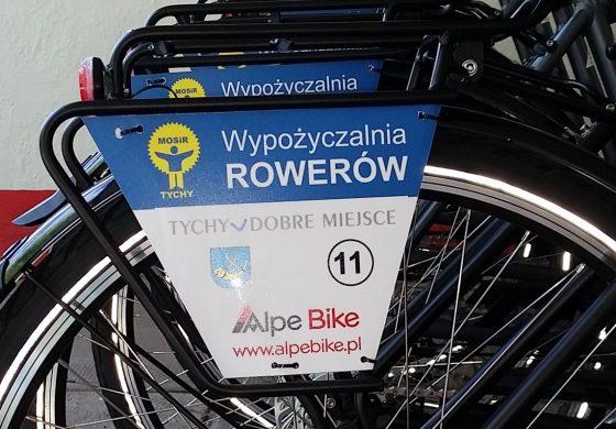 Po zimowej przerwie otwarto wypożyczalnię rowerów na Paprocanach