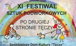 XI Festiwal Sztuk Podwórkowych