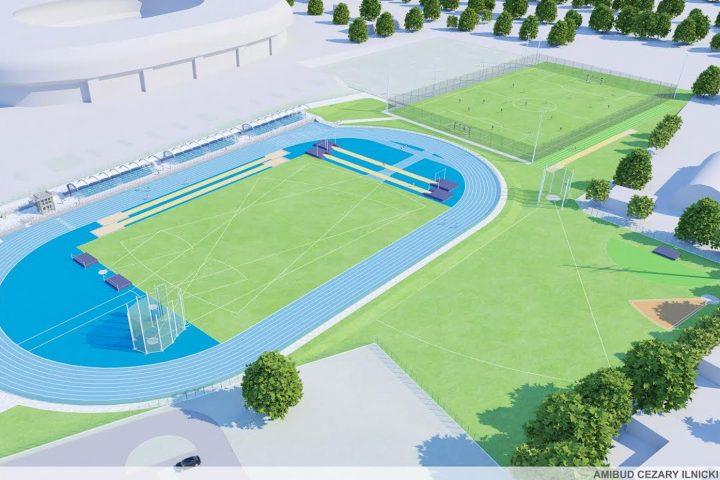 Stadion - Arena Lekkoatletyczna