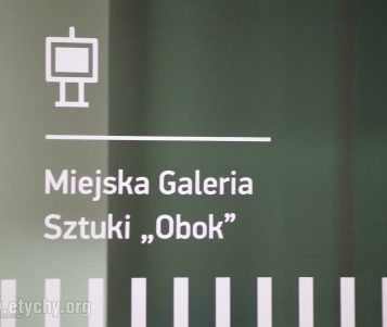 Wystawa z okazji 25-lecia Miejskiej Galerii Sztuki OBOK