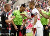Piłka nożna: Wyszarpana wygrana w derbach z Górnikiem Zabrze [foto]