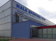 Weekendowe mecze na tyskiej Hali Sportowej: siatka, kosz, futsal