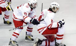 Hokejowa kadra U20 zagra w Tychach