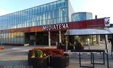 Tury Kultury w bibliotece: Barbara Wrzesińska