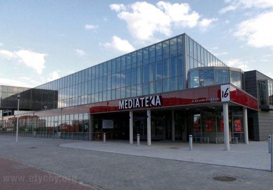 Biblioteka Główna – Mediateka