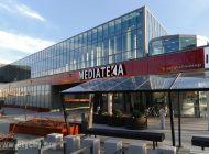 Studenci architektury zaprojektują teren przy Mediatece