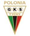 Herb Polonia GKS Tychy