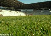 Stadion Miejski się zazielenił [foto]