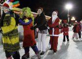 Mikołajkowy Bal Przebierańców na Lodzie dla Dzieci