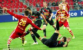 Piłka nożna: GKS przegrywa z Chojniczanką [foto]
