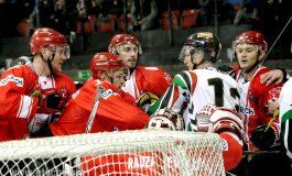 Hokej: Ostatni sprawdzian przed Pucharem Kontynentalnym [foto]