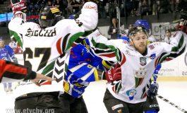 Hokej: Dwa gole do pustej bramki [foto]