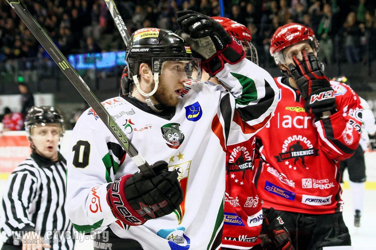 Hokej: GKS Tychy – HDD Acroni Jesenice  (2016.10.22) [galeria]