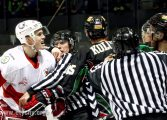 Hokej: GKS Tychy - DVTK Jegesmedvek Miscolc  (2016.10.23) [galeria]