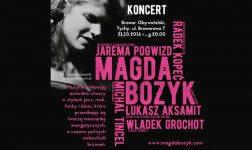 Magda Bożyk w Browarze Obywatelskim