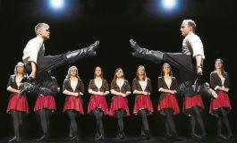 """Widowisko muzyczno-taneczne """"TOUCH of IRELAND - the storm"""" w Teatrze Małym"""