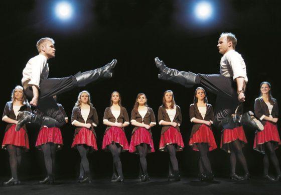 """Widowisko muzyczno-taneczne """"TOUCH of IRELAND – the storm"""" w Teatrze Małym"""
