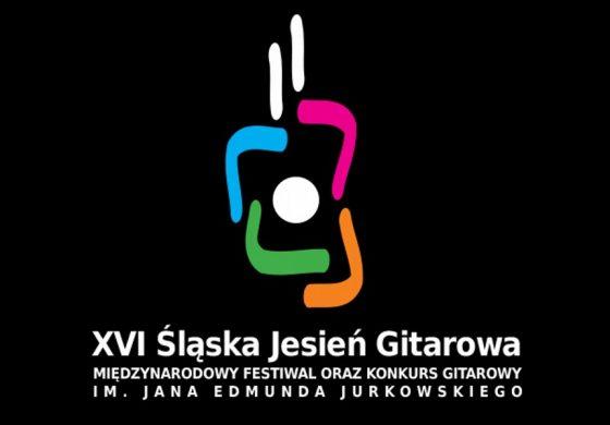 XVI Międzynarodowy Festiwal Śląska Jesień Gitarowa