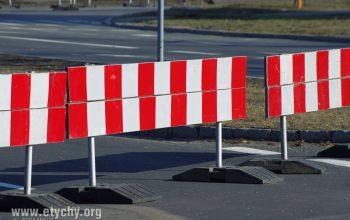 Zamknięcie skrzyżowania ulic Andersa i Burschego
