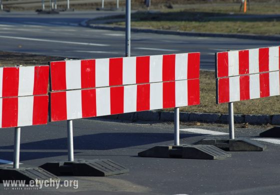 Zamknięcie tunelu przy ul. Browarowej w Tychach