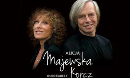 Alicja Majewska i Włodzimierz Korcz w Teatrze Małym