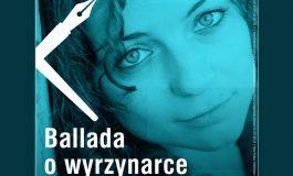Ballada o wyrzynarce - Wieczór autorski Joanny Starkowskiej w Andromedzie