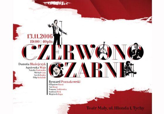 Koncert Czerwono-Czarni w Teatrze Małym