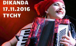 Koncert Dikanda i Wiano w Underground