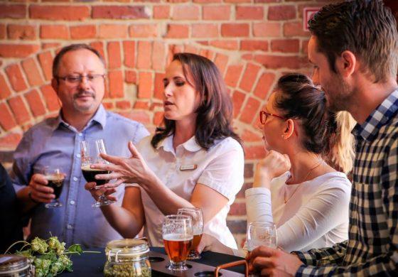 """""""Piwne tradycje i nowe trendy"""" – zwiedzanie i warsztaty z piwnym muzeum"""