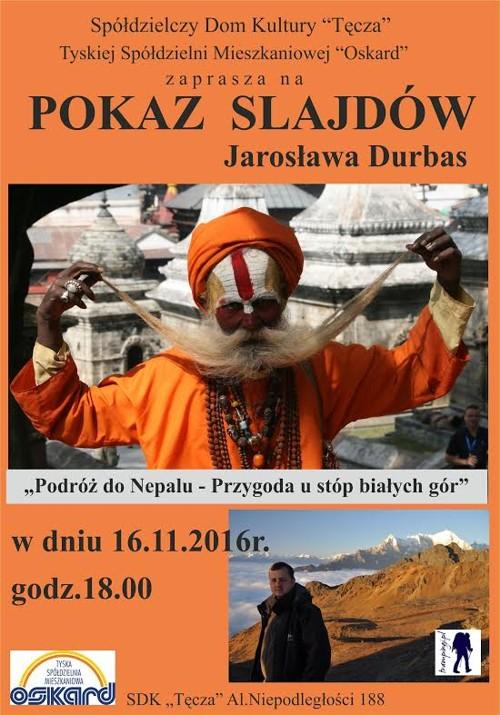 Podróż po Nepalu - Przygoda u stóp białych gór - slajdowisko