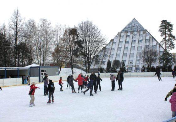 Bezpłatne zajęcia z nauki jazdy na łyżwach dla dzieci