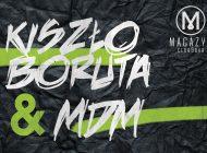 Koncert Kiszło / Boruta & MDM w Klubie Magazyn