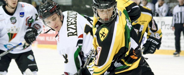 Hokej: Wygrana na zakończenie IV rundy [foto]