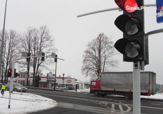 Kontrola skrzyżowań z sygnalizacją świetlną
