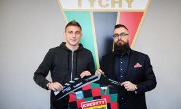 Piłka nożna: Młodzieżowy reprezentant Polski wypożyczony do GKS Tychy