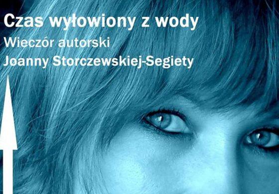 Wieczór Autorski Joanny Storczewskiej-Segiet w Andromedzie
