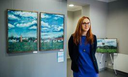 Wystawa malarstwa Magdaleny Piekorz w Tęczy